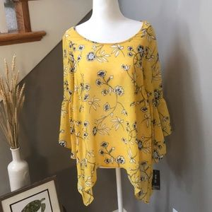 ❤️Style & Co Yellow Blouse ❤️